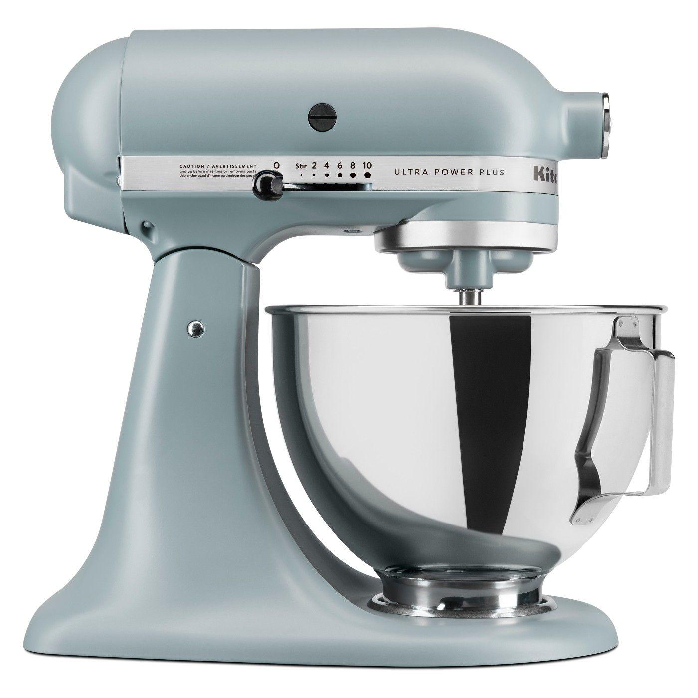 Kitchenaid Ultra Power Plus 4 5qt Tilt Head Stand Mixer Ksm96 Kitchen Aid Kitchen Aid Mixer Stainless Steel Mixing Bowls