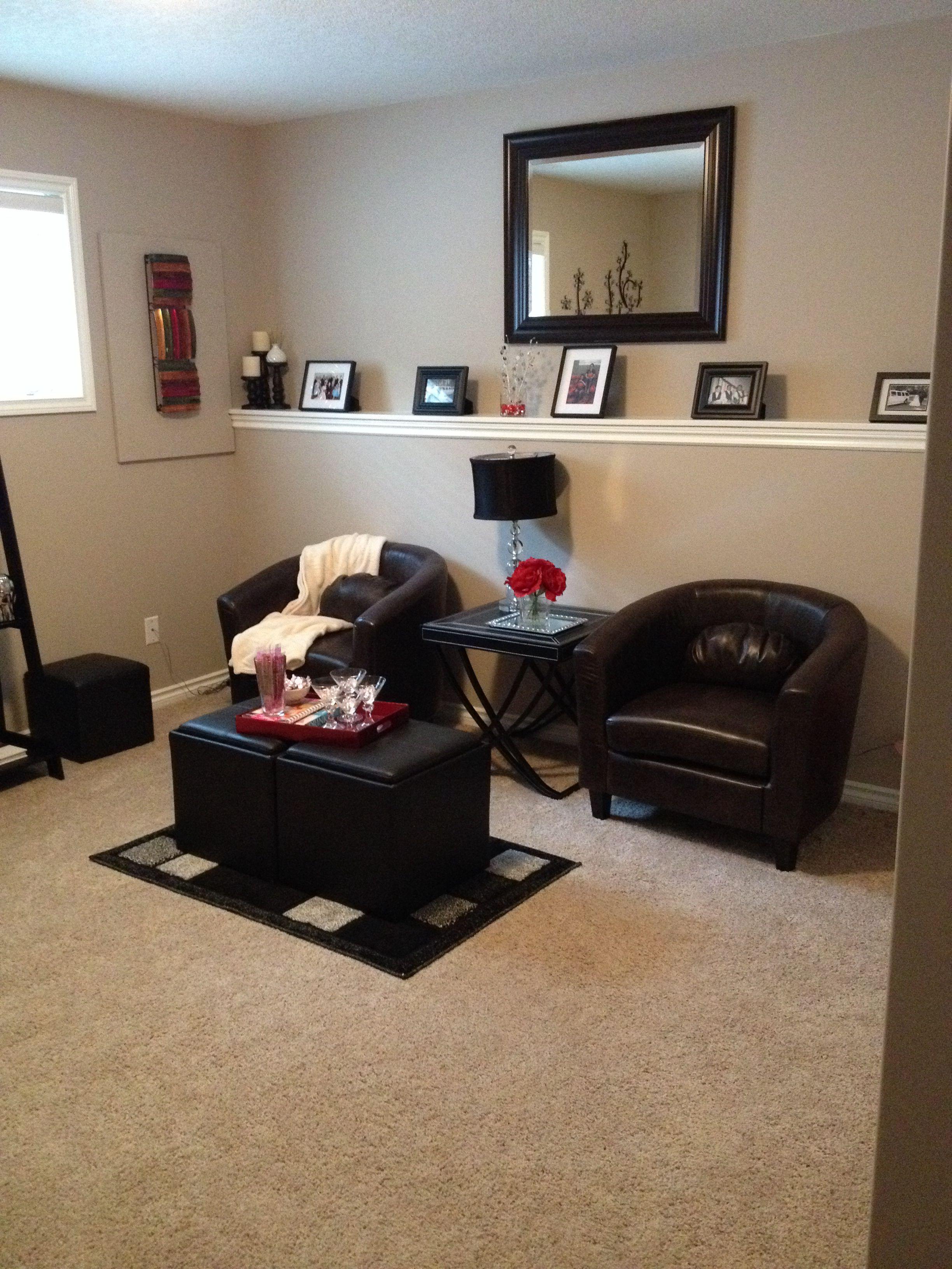Bedroom Turned Into Sitting Room Living Room Bedroom Plat