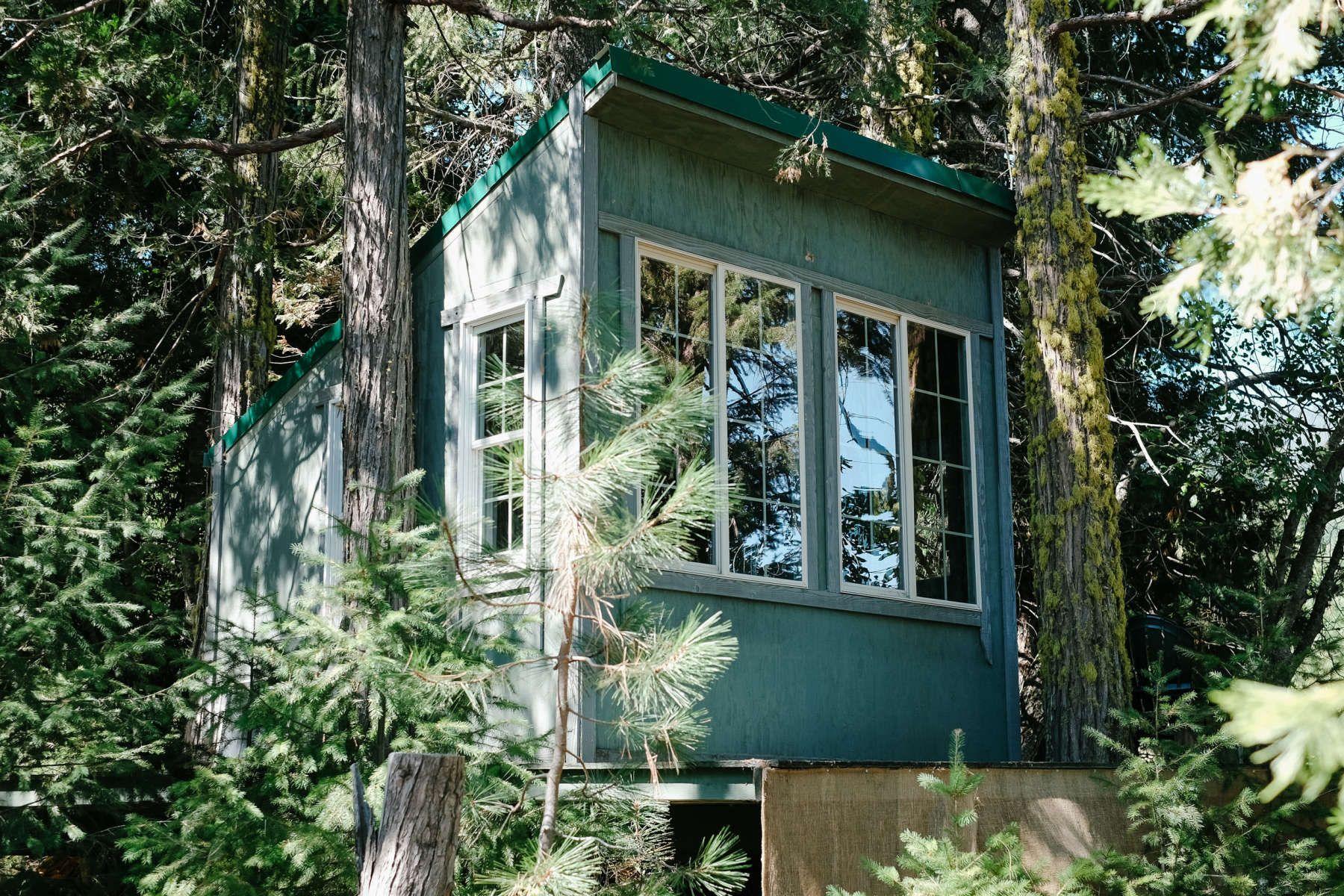 Shasta View Treehouse