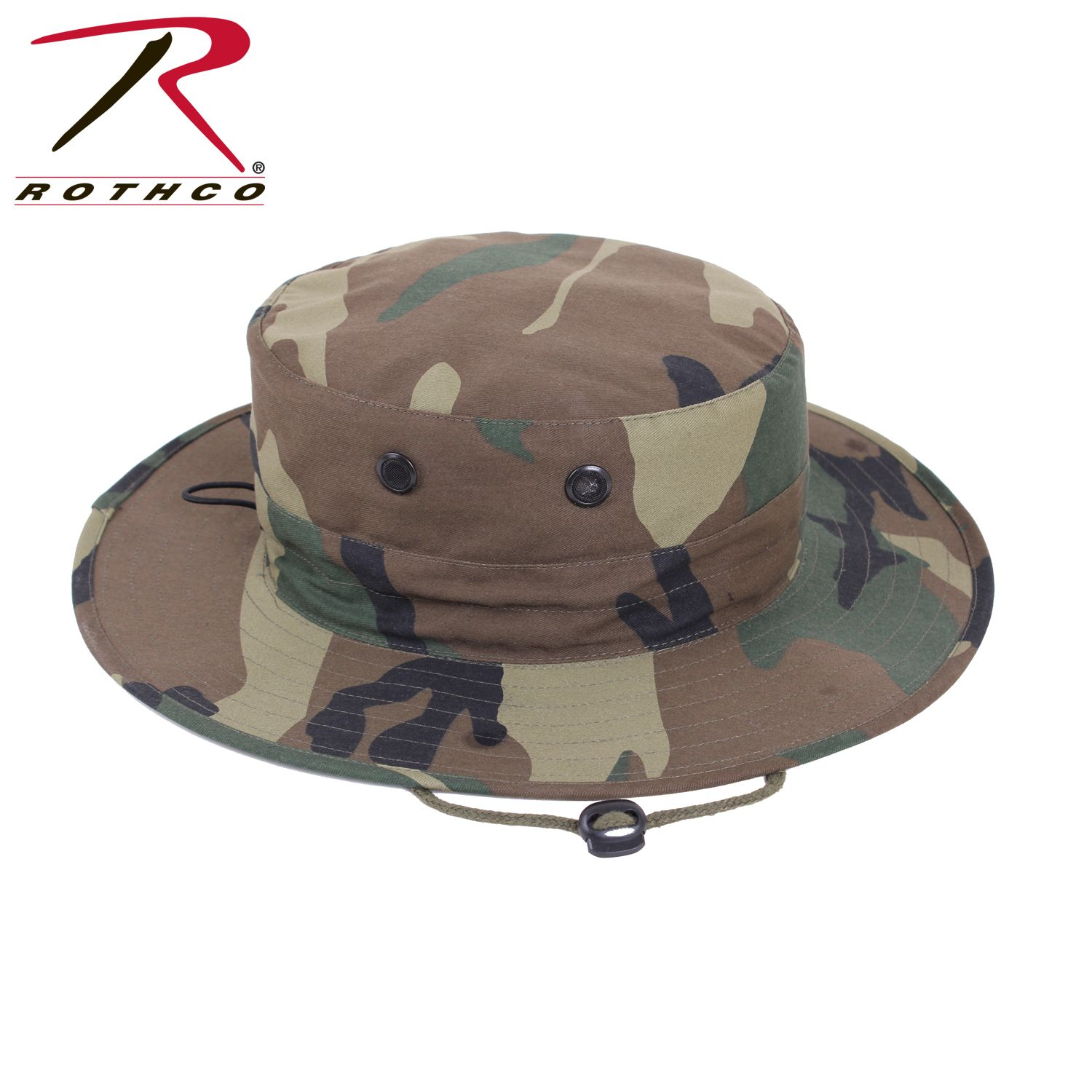 Red Camo Rothco 5548 Camo Poly//Cotton Boonie Hat