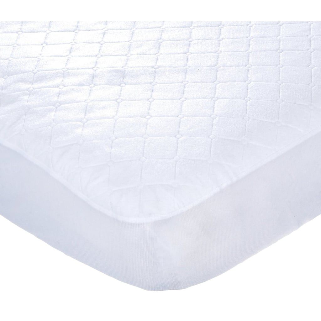 100 Baby Products We Couldn T Live Without Crib Mattress Pad Mattress Pad Cover Waterproof Crib Sheet