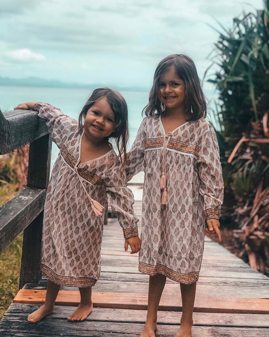 de601afc3e98 Miss Mia + Billie showing us what cute really is ☺ @londonxboston wearing  our Posy Little Luna dresses. In stock and ready to ship and if you're  quick ...