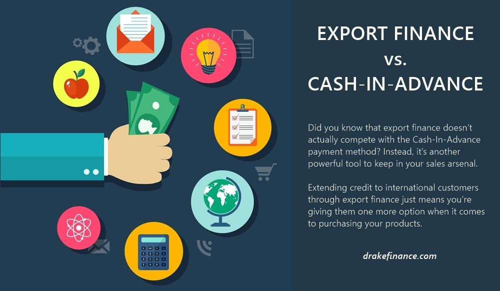 Export finance vs cashinadvance cash advance finance
