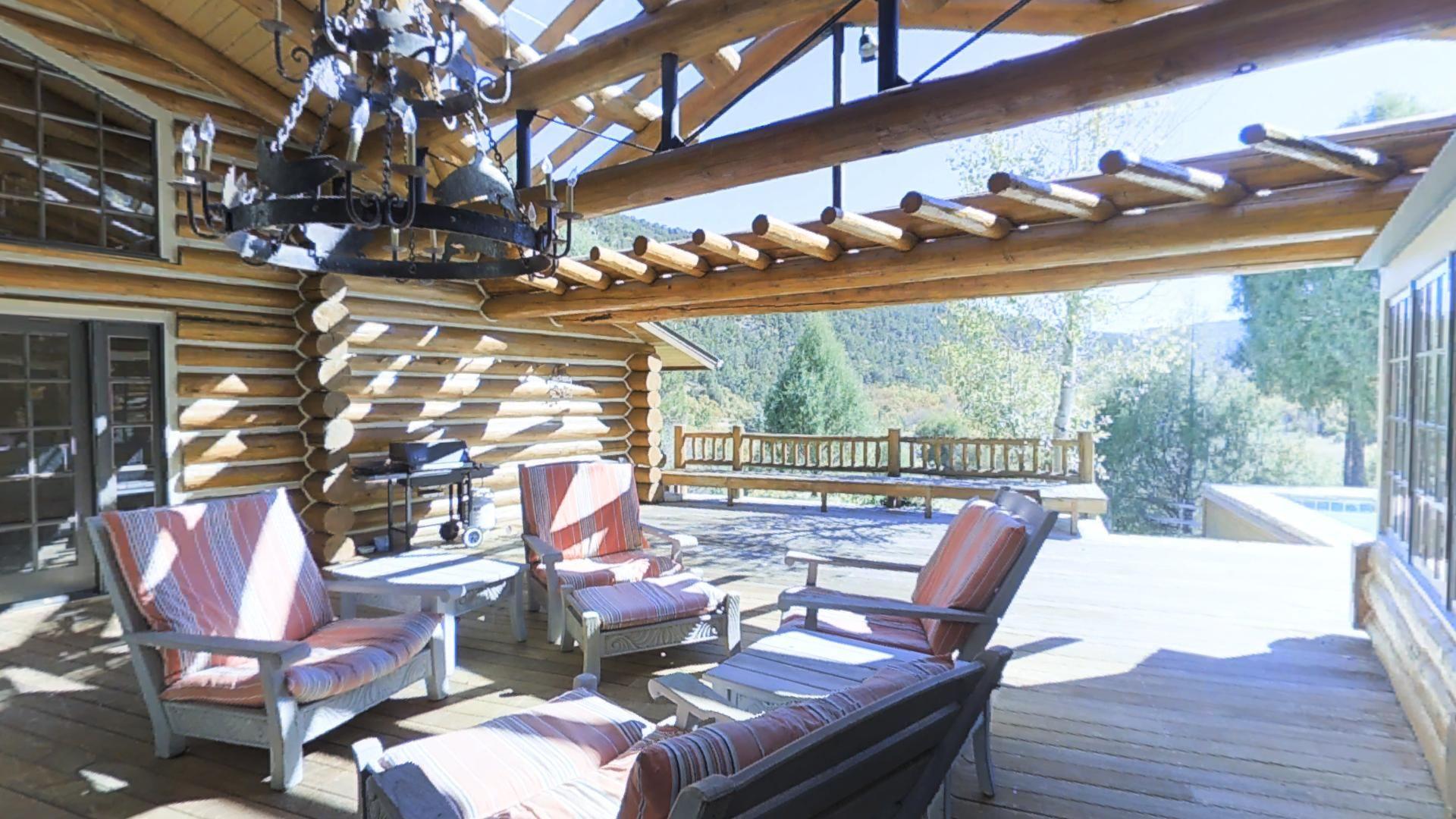 matterport 3d showcase cascabel ranch colorado pinterest 3d