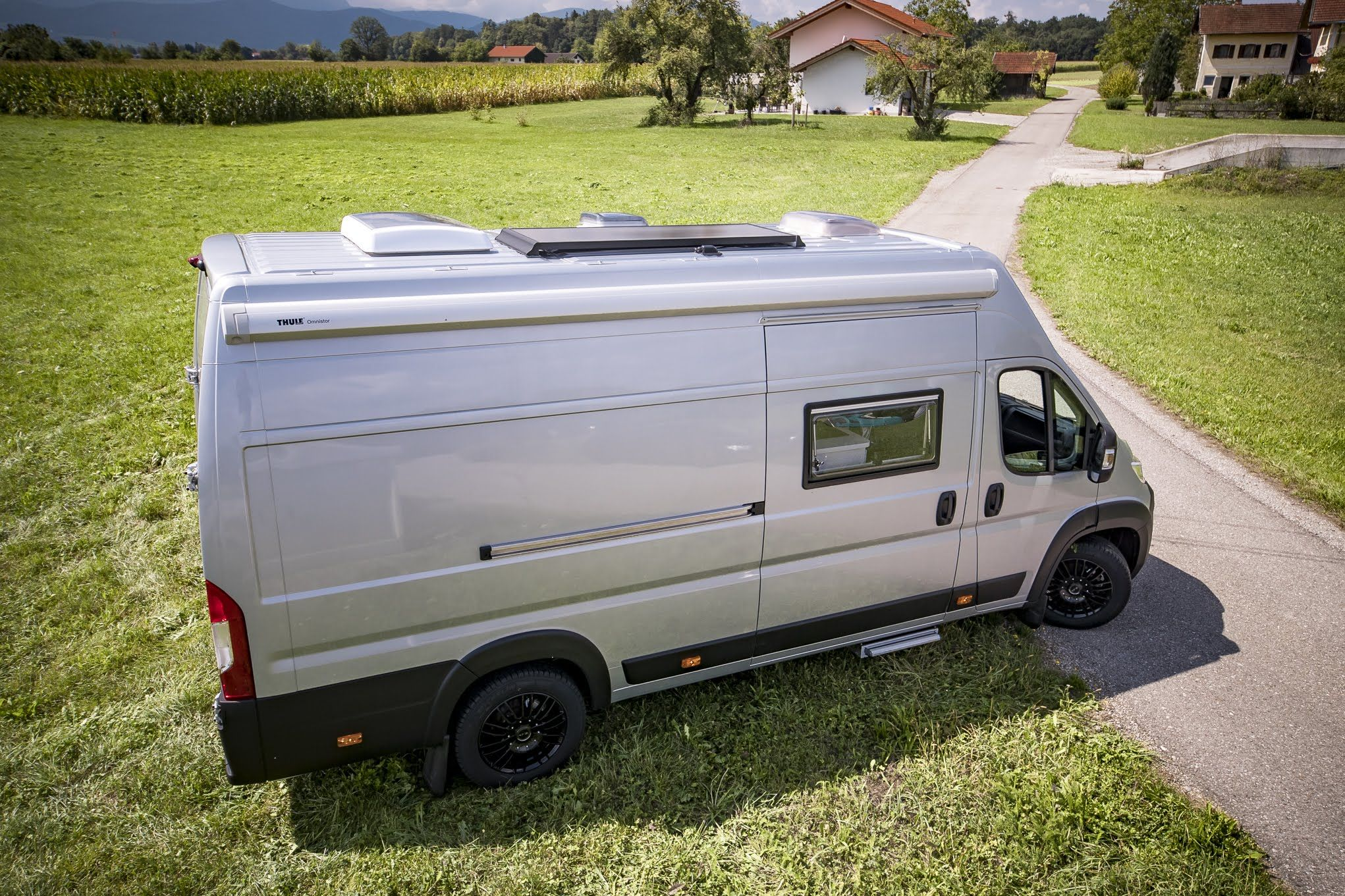 VR Sonderkfz Werkstattfahrzeug Mehrzweckfahrzeug - VR-Motorhomes