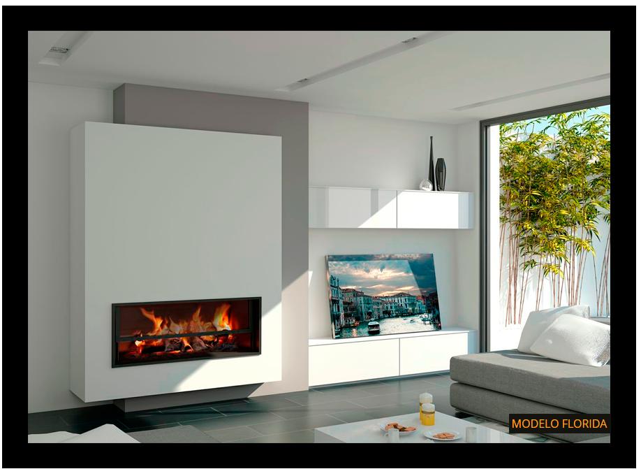 Chimeneas modernas de dise o chimeneas magma chimeneas for Casa moderna kw