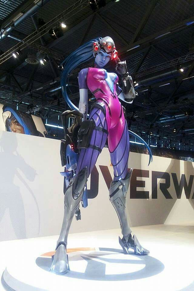 Pin by FoxtailDustR on Overwatch (With images) | Cosplay