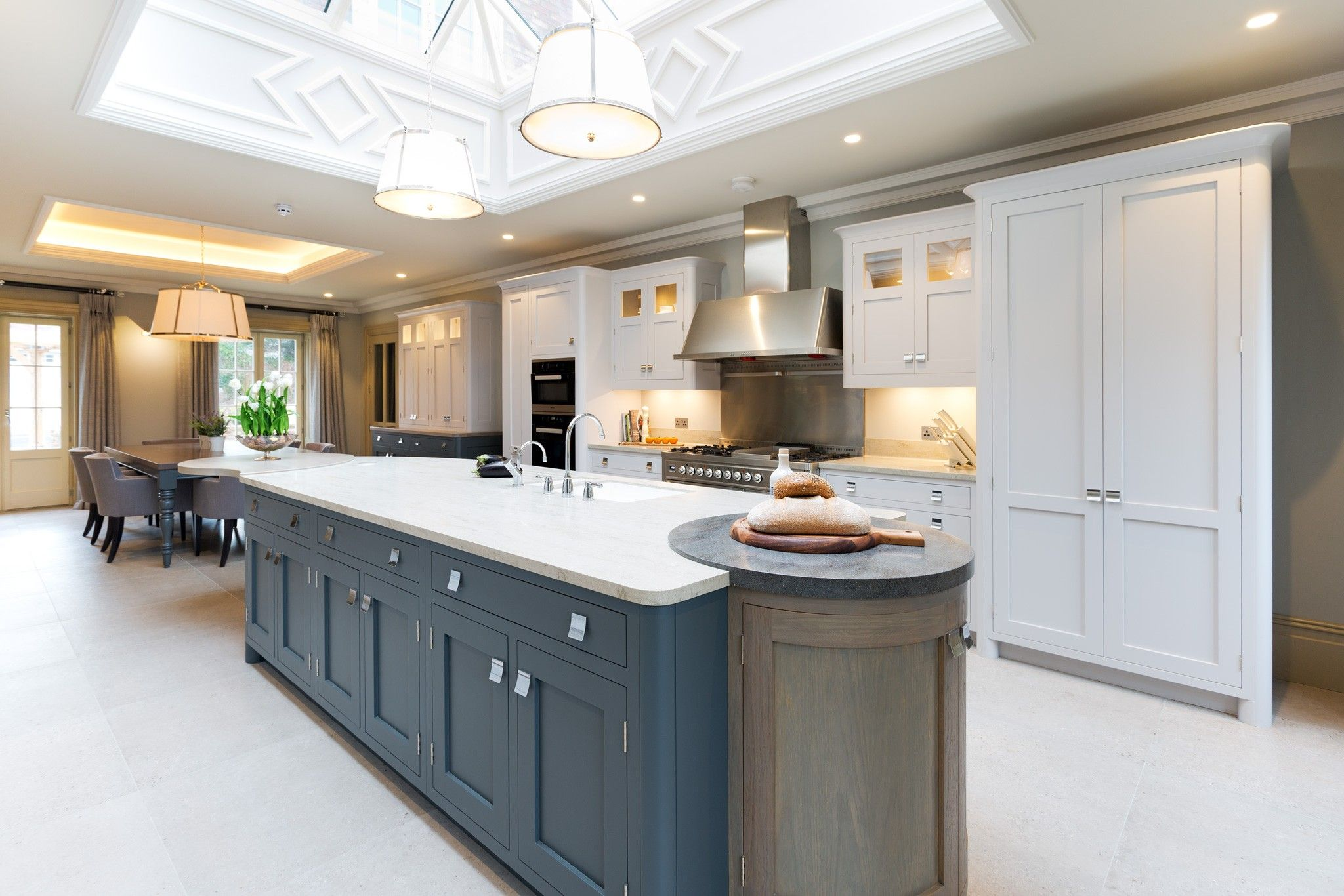 Kitchen Design Victorian House Luxury Kitchens Ideas Ireland