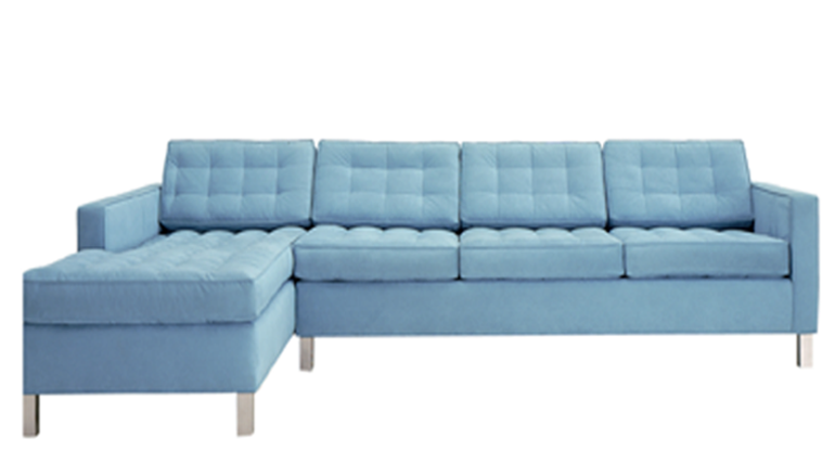 Sofas at Geen and Richards