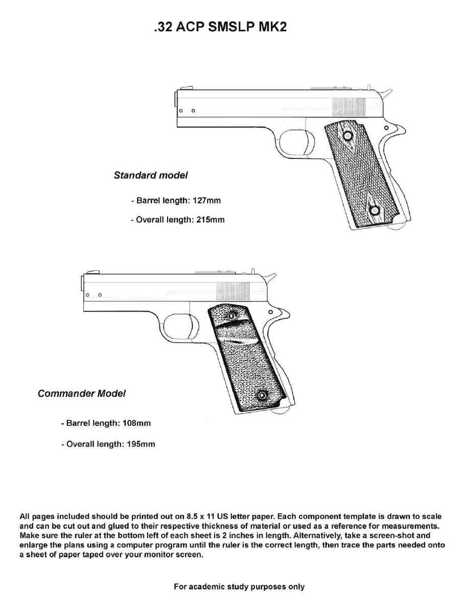 The Mk 2 Diy Sheet Metal Self Loading Pistol Professorparabellum In 2020 Sheet Metal Pistol Sheet