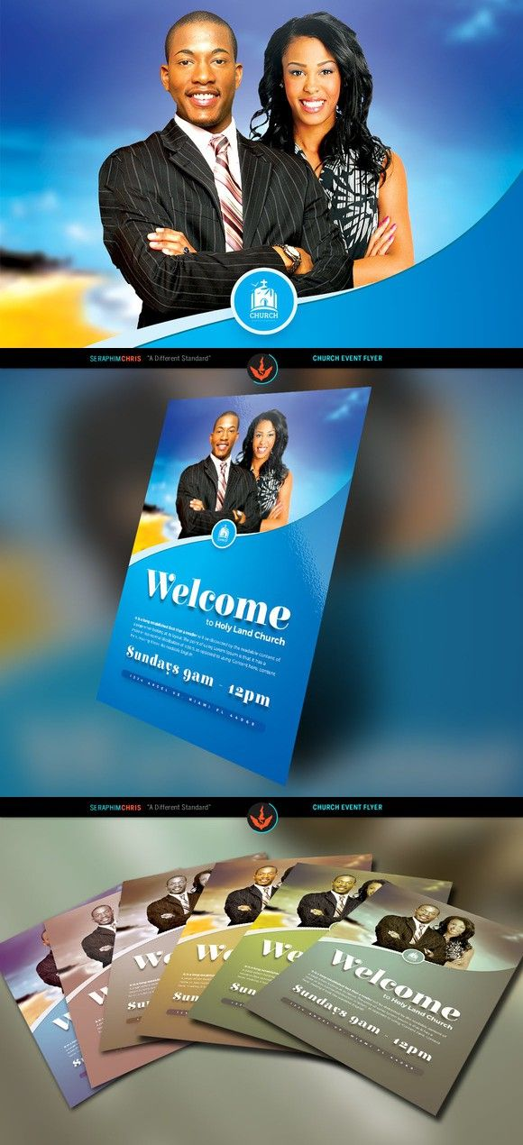 Azure Flyer Template Free Real Estate Flyer Templates Download