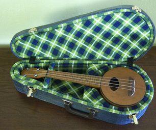 a cardboard ukulele case makey inspiratorial ukulele case ukulele ukulele chords. Black Bedroom Furniture Sets. Home Design Ideas