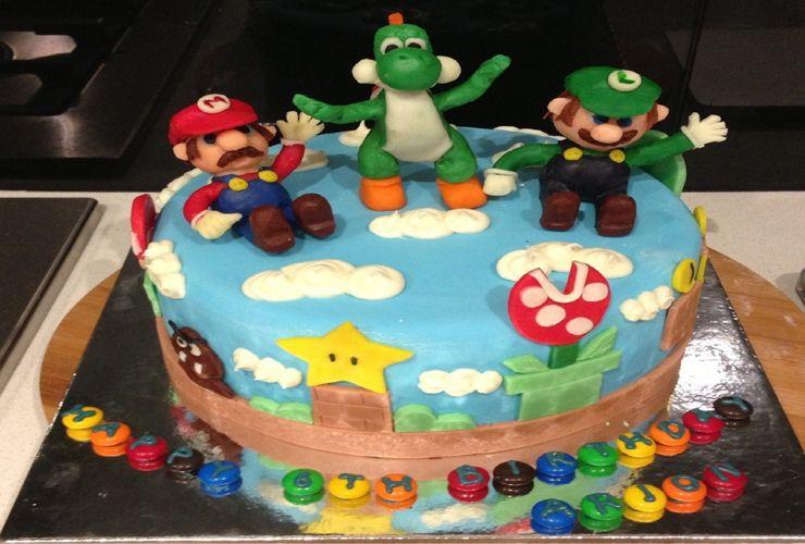 birthday cake ideas for 6 year old boys 7 jpg 740a 500