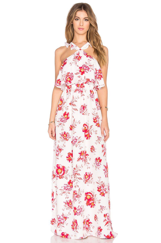 revolve x tularosa. santorini maxi dress. #fashion | moda ...