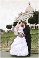 #Marry behind the Sacré Coeur Basilica in #Paris
