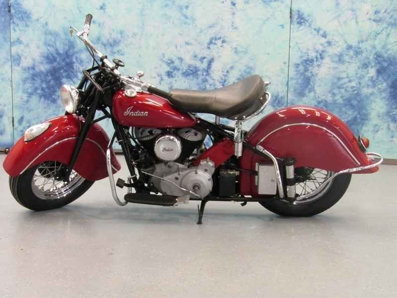 1947 Indian Chief Indian Chief Classic Indian Chief Motorcycles For Sale