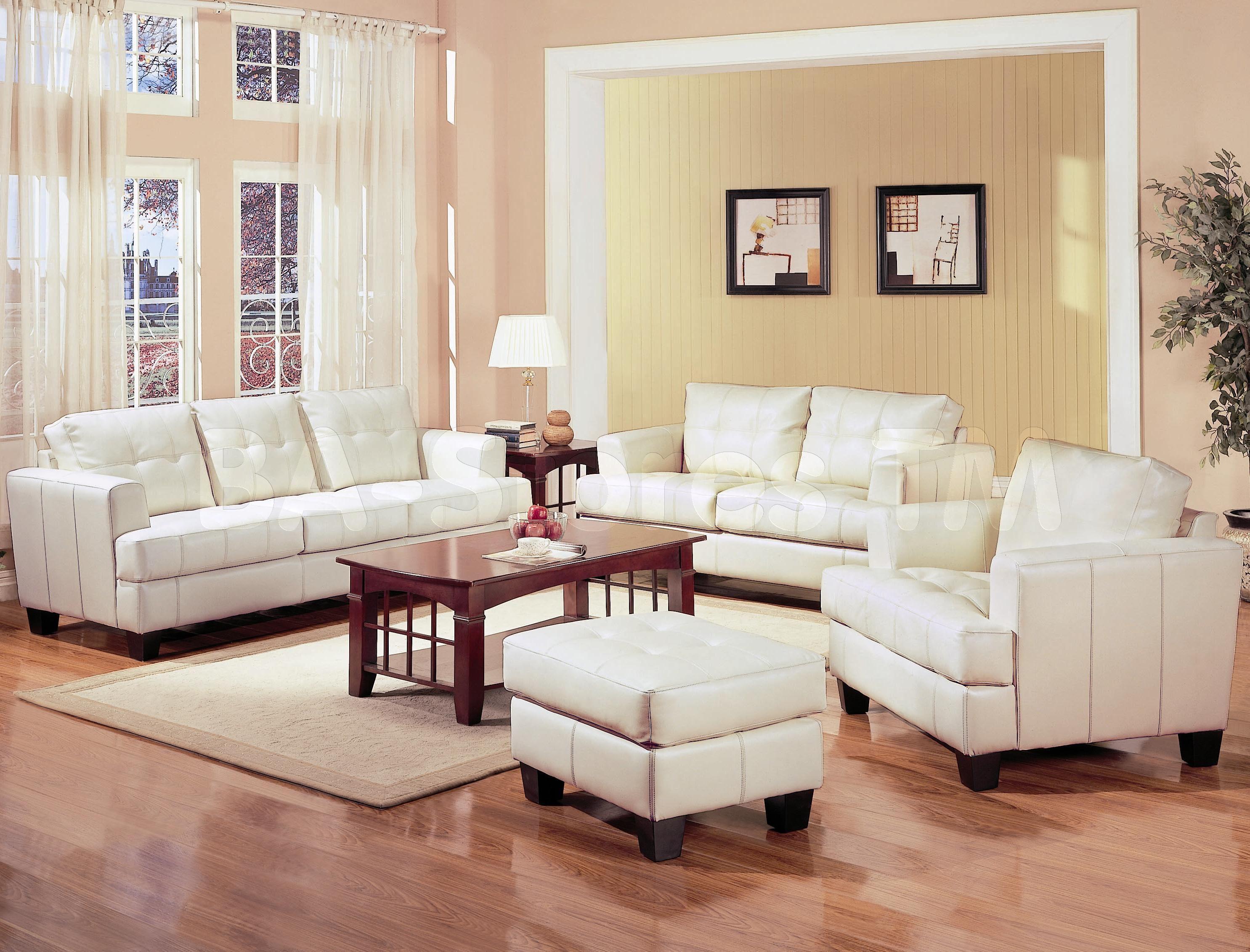 Weißen Stuhl Und Sofa Für Wohnzimmer