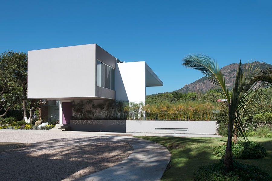 Casa del Viento by A-001 Taller de Arquitectura