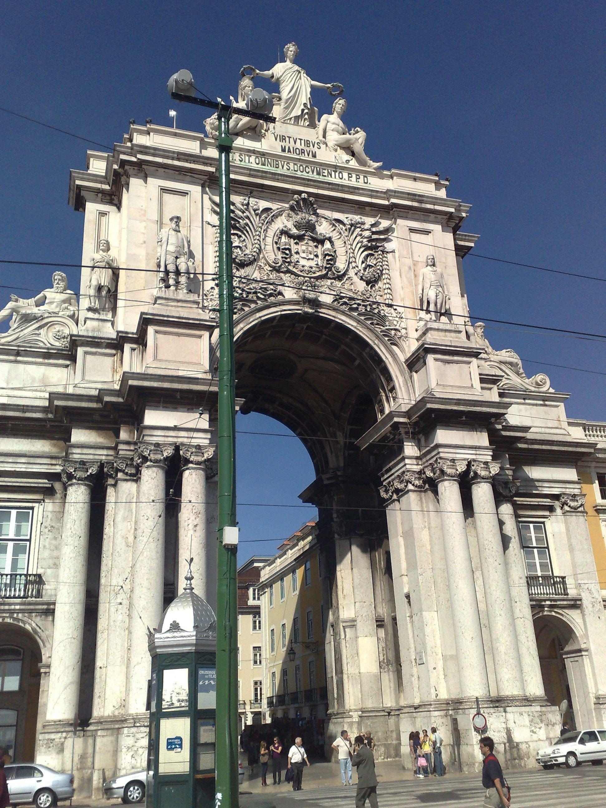 Praça da República - Lisboa - Portugal