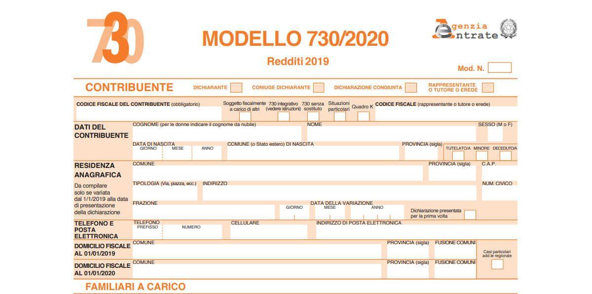 Modello 730 Precompilato 2020 Chiarimenti Del Fisco Nella Circolare 9 E Del 13 Aprile 2020 Emessa Dall Agenzia Delle Entrate Nel 2020 Istruzione Lavoro Autonomo