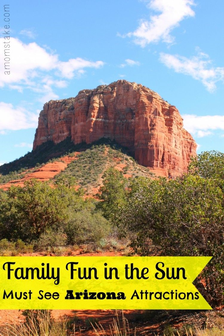 Inexpensive Family-friendly Arizona Attractions