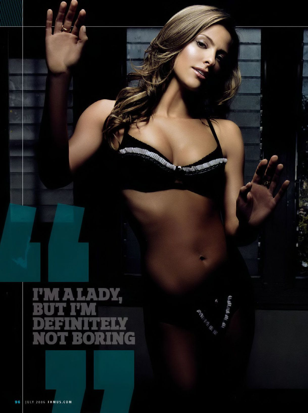 Naked pictures of jill wagner