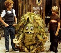 Great memories of watching this with my little sis on Saturday mornings...Sigmund and the Sea Monsters