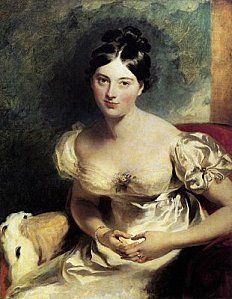 Margarete von Waldeck or Maria Sophia Margarethe von Erthal? Type in both names, and this portrait always appears (despite the fact that her costume dates back to the Regency era, at least 100-300 years after both Margaretes!)