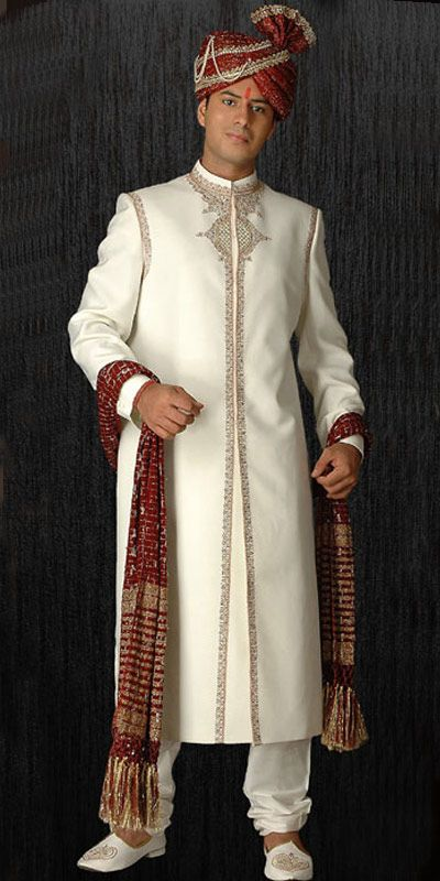 Here at indian groom collection have perfect wedding dress for men ...