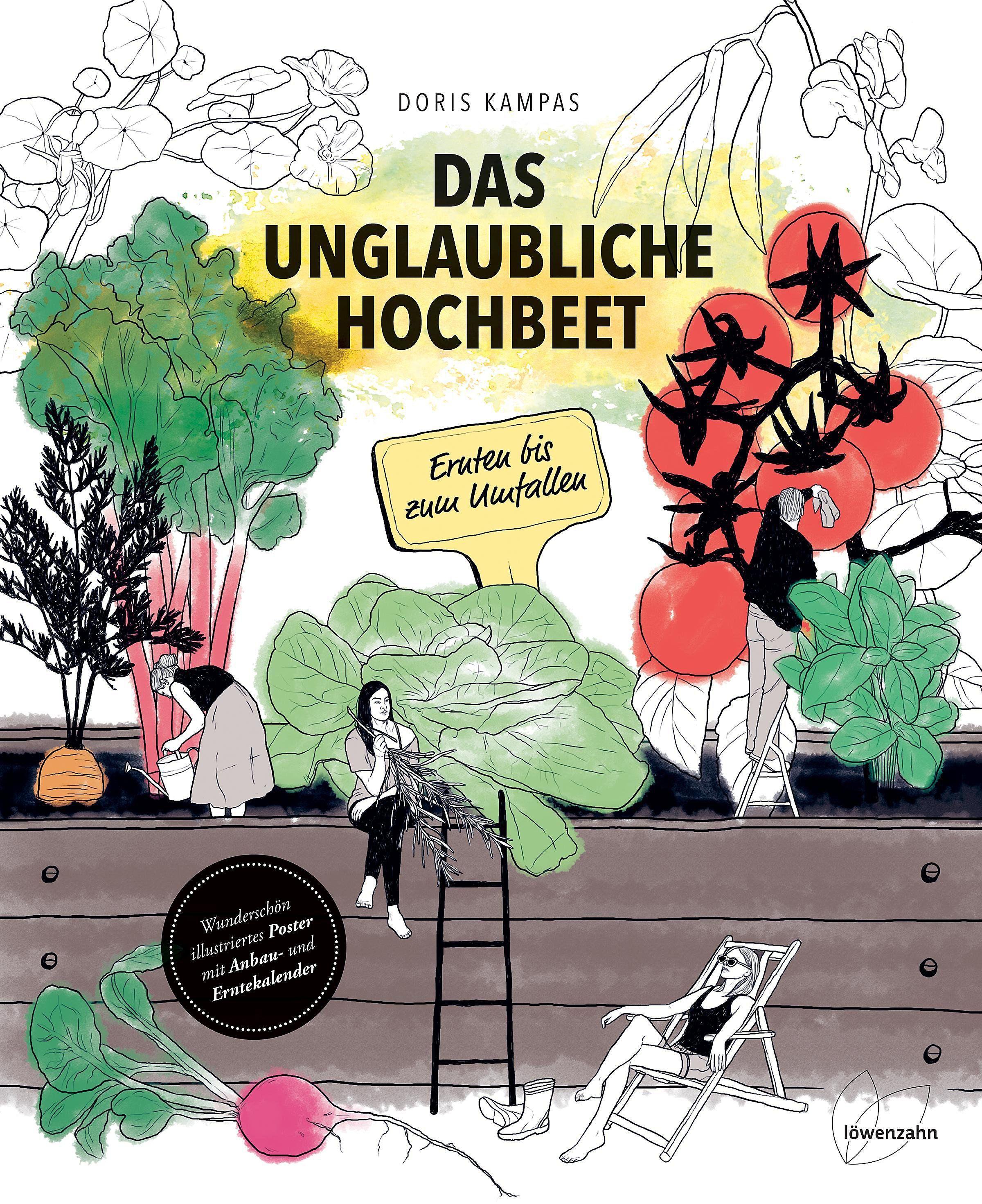 Das Unglaubliche Hochbeet Buch Versandkostenfrei Bei Weltbild De Hochbeet Hochbeet Bepflanzen Gartenbuch