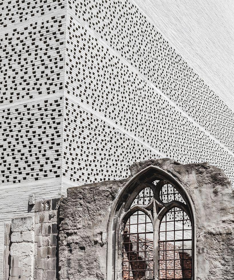 peter zumthor's kolumba museum photographed by rasmus