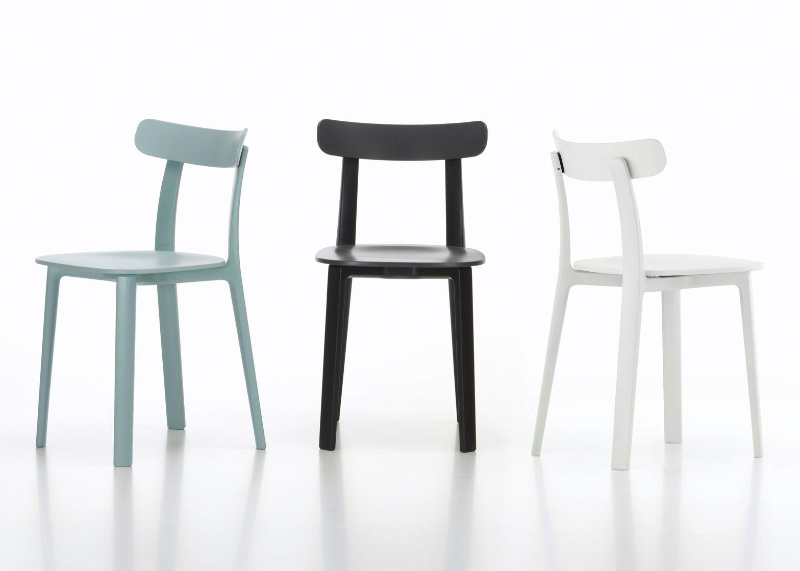 Morrison\'s All Plastic Chair for Vitra. | Furniture | Pinterest ...