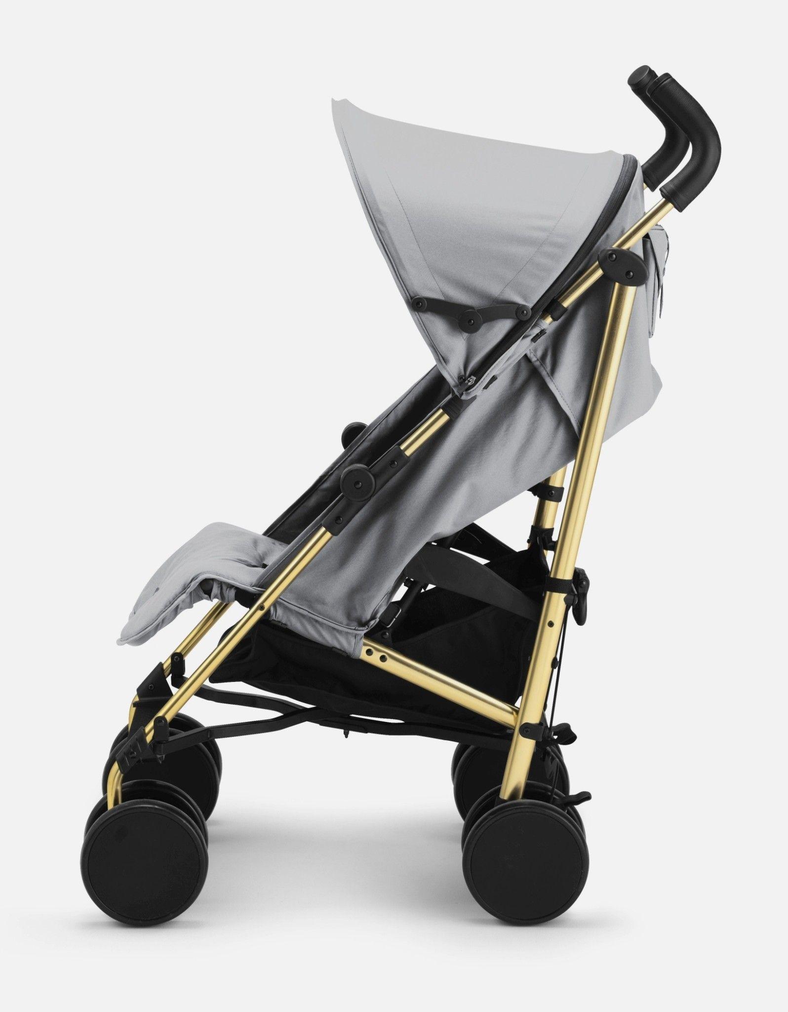 46e9de8ca42 Elodie Details - wózek spacerowy Stockholm Stroller Golden Grey ...