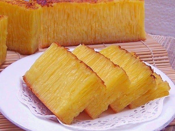 Resep Cara Membuat Bika Ambon Lezat Nikmat Delicacy Food Asian Desserts Indonesian Food