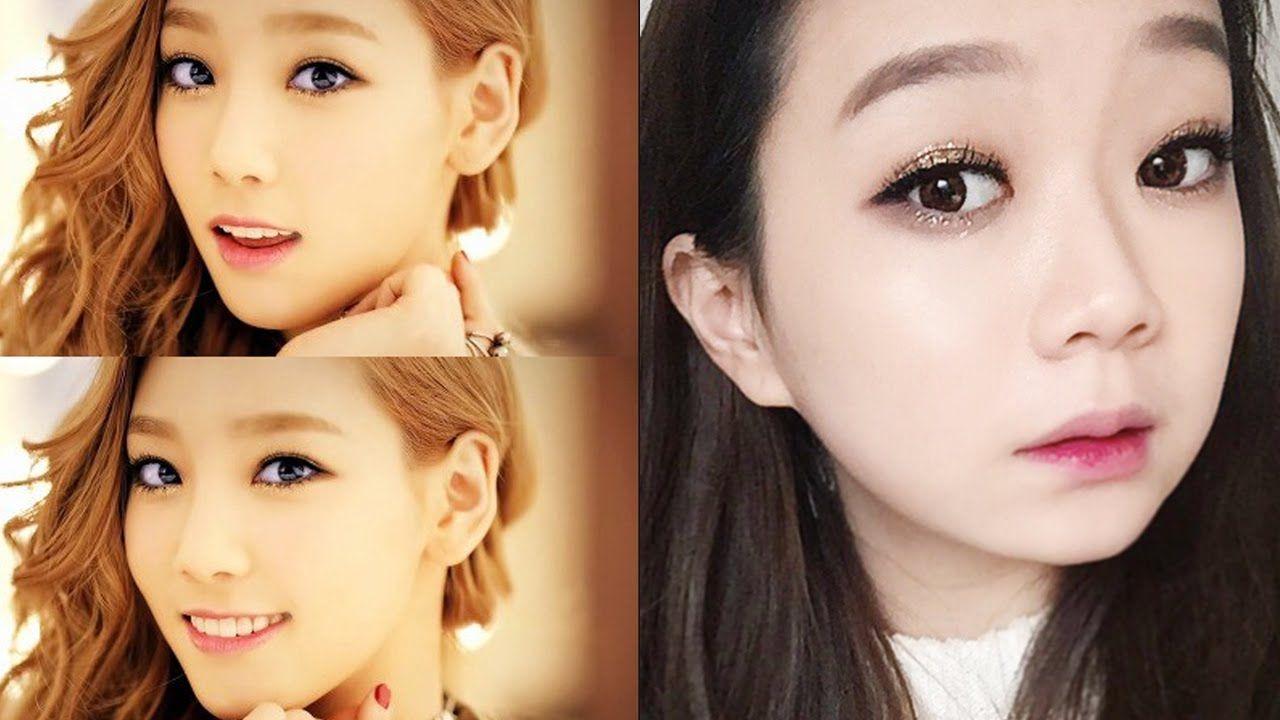 Snsd Twinkle Taeyeon Inspired Makeup Makeup Inspiration Cute Makeup Makeup