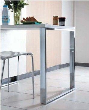 caractristiques du pied de table double designpied de table rectangulaire design rglables de 5 inclus utiliser ou pasvendu - Pied Rectangulaire Pour Table