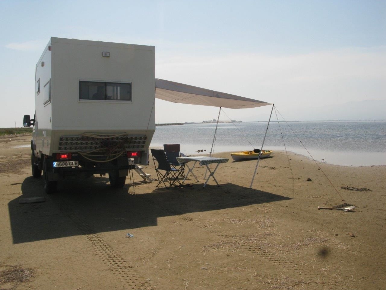 Iveco-camper