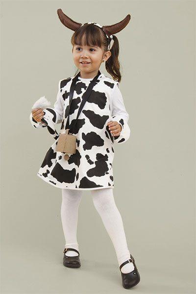 disfraz vaca ms