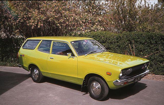 1977 Datsun 120Y Station Wagon | Station wagon, Cars and ...
