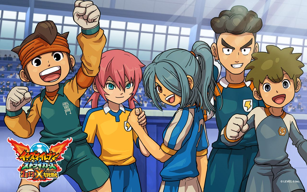 イナズマイレブン Celestial Inazuma Eleven Wallpapers Do Jogo