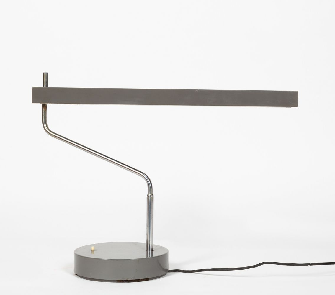 For Sale High Quality Minimalist Lamp By Telle Buromobel 1960s Lamp Minimalist Desk Lamp Minimalist