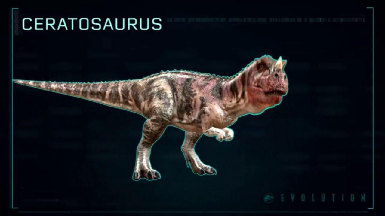 Los Especies World EvolutionJurassick Perfiles Jurassic De XPuZTkOi