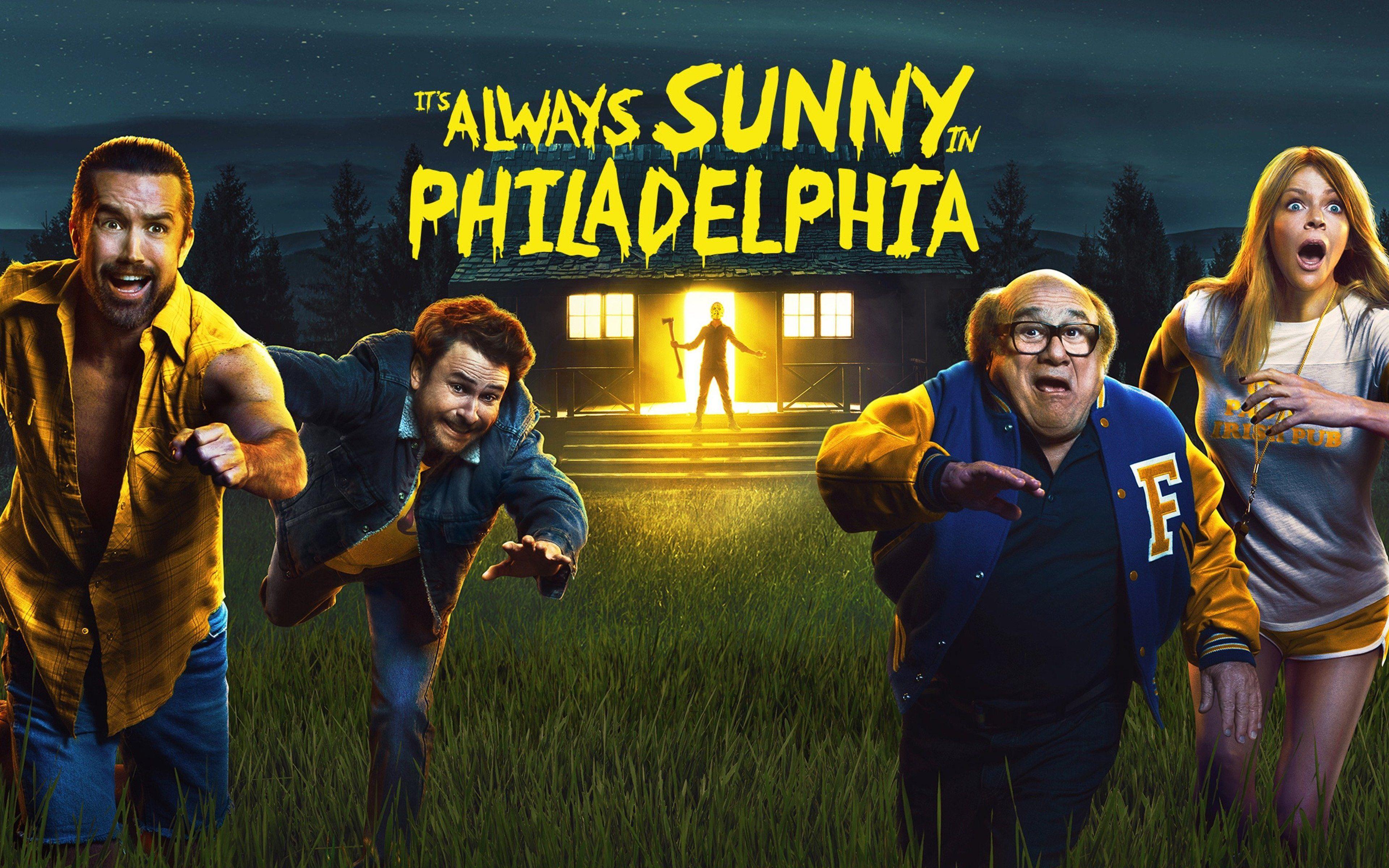 Its Always Sunny In Philadelphia 4k Wallpaper It S Always Sunny