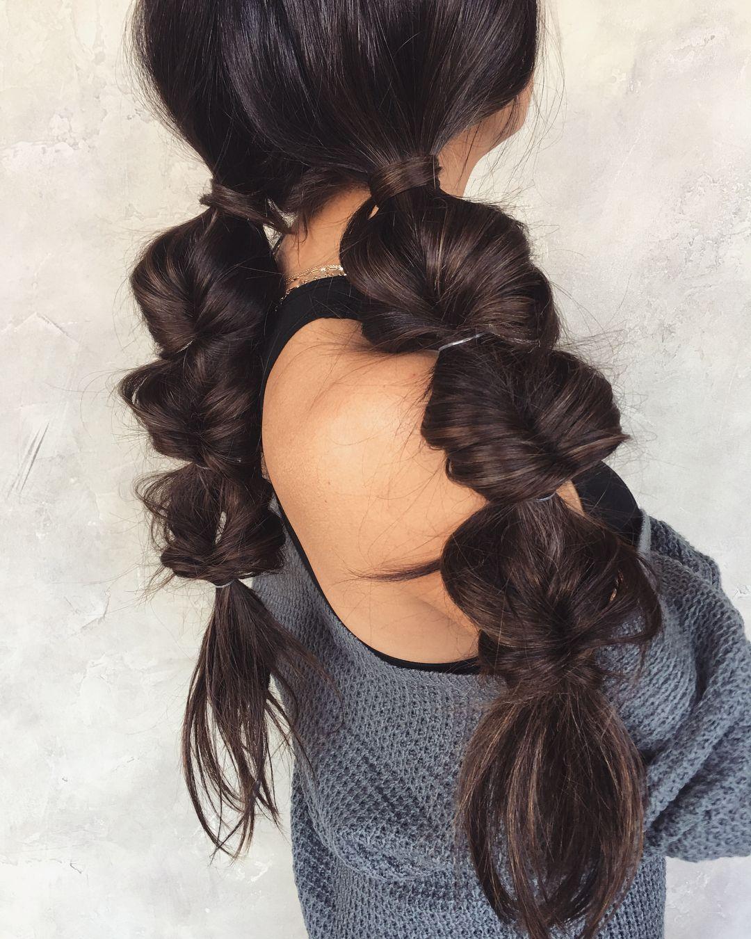 Pin by Diana Fragoso on Hair Pinterest Hair style Hair goals