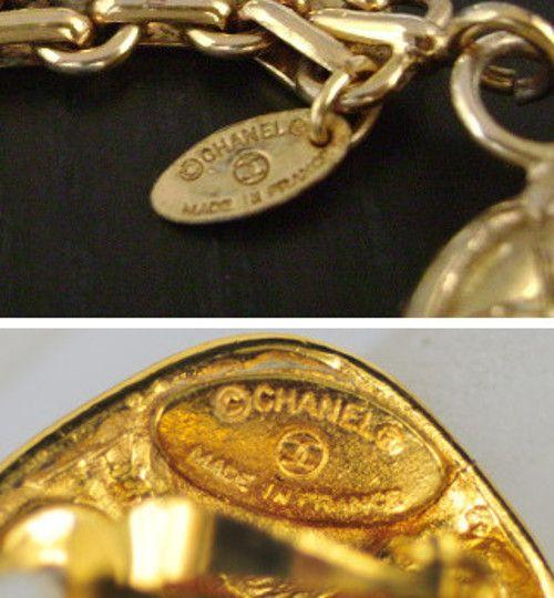 dating vintage monet jewelry