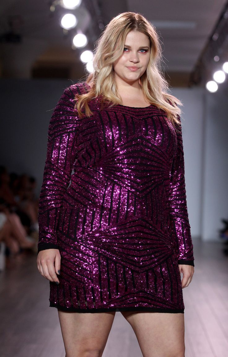 Plus Size Fashion - Addition Elle Holiday