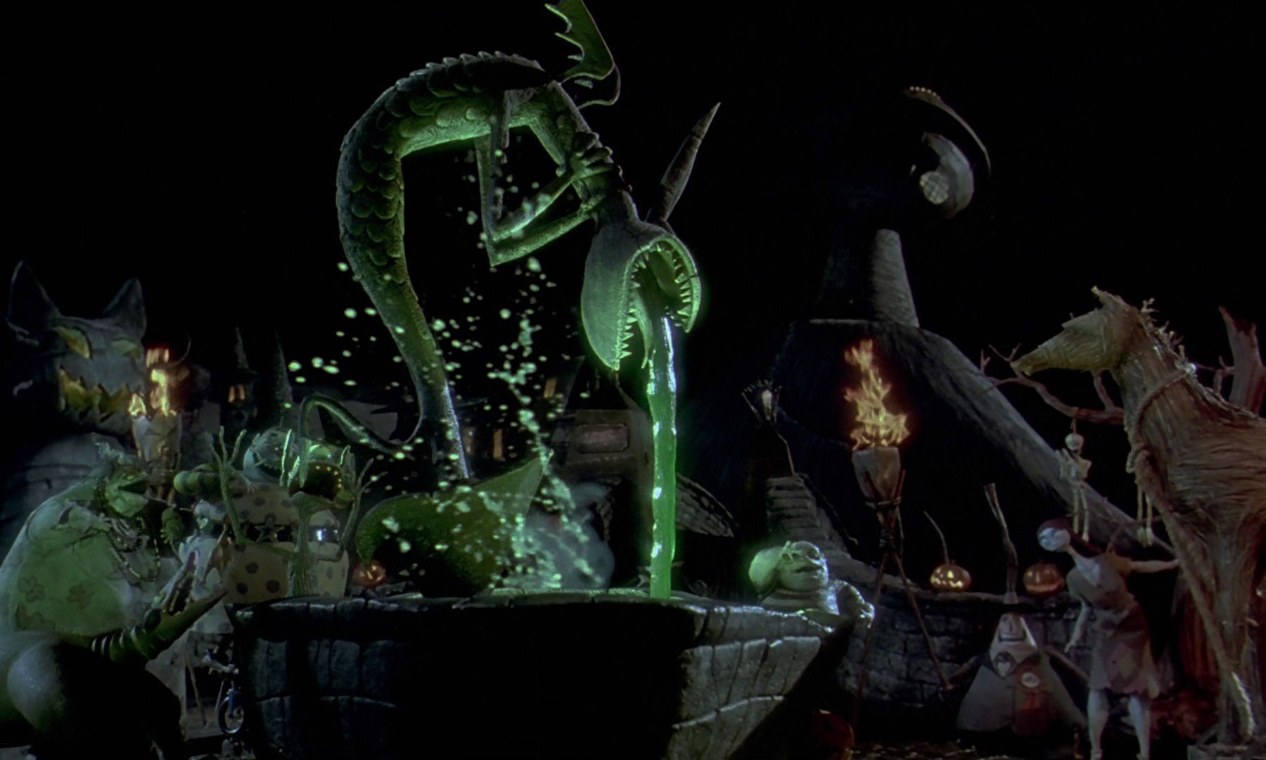 The Nightmare Before Christmas (1993) - Animation Screencaps ...