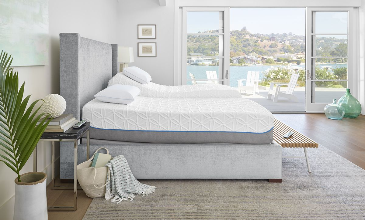 the new tempur pedic breeze experience it first at sleep outfitters