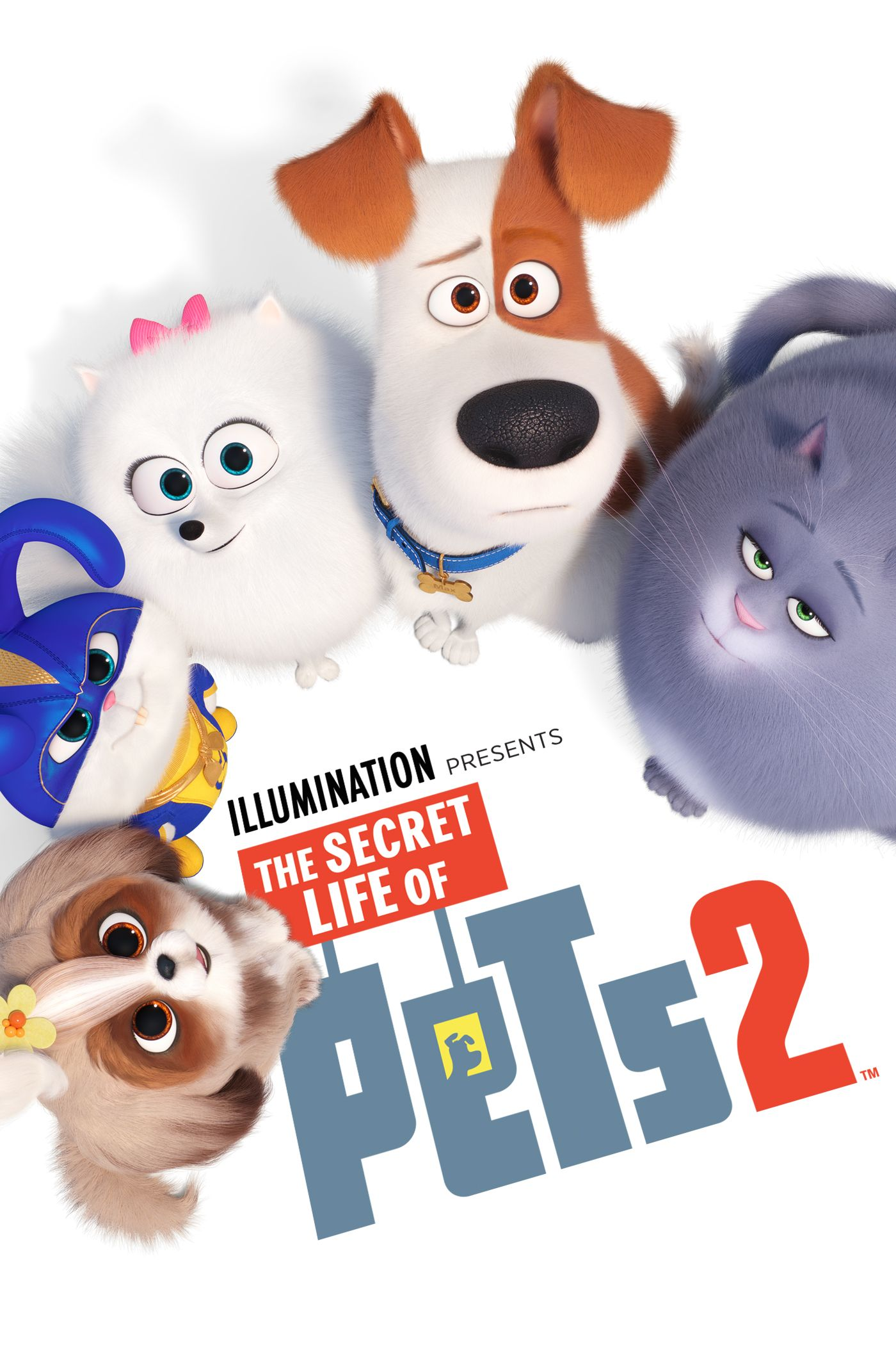 The Secret Life Of Pets 2 Secret Life Of Pets Secret Life The Secret