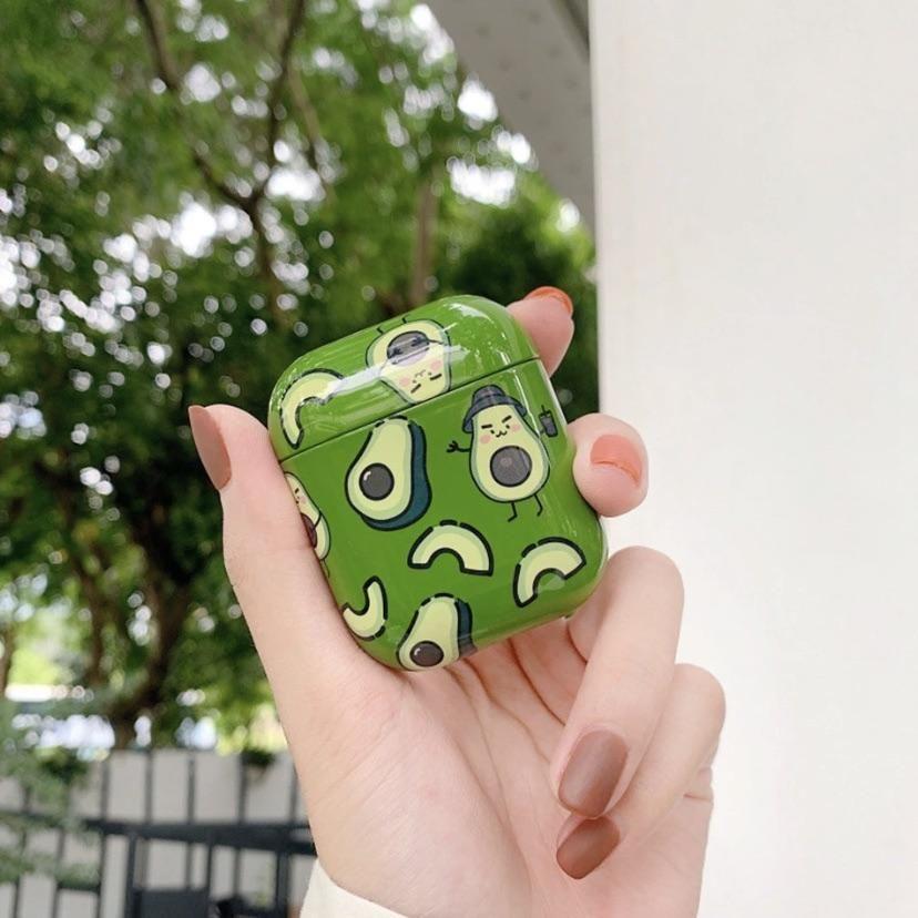 Aguacate Airpods Case In A Box Cute Ipod Cases Cute Avocado Case